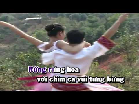 [HD] Karaoke Tình Ca Tây Bắc - Sơn La (Karaoke by Kgmnc)