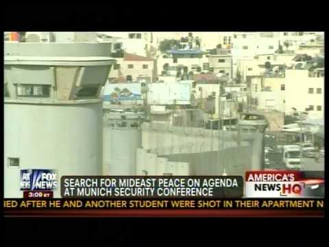 Secy Kerry in Israel, Palestine, Peace Talk on Munich !
