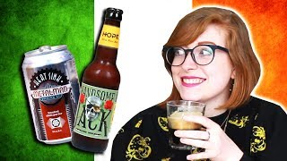 Irish People Try Irish Craft Beers