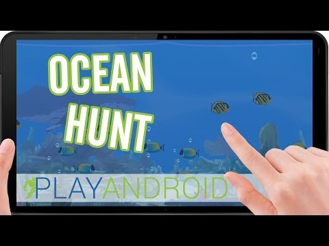 OCEAN HUNT ᴴᴰ ►Under the seeeea◄ Ocean Hunt Review ⁞Test⁞ ⁞Gameplay⁞