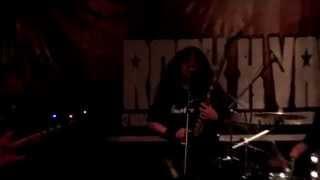 TORTURER - ROCK  X VALPO (ARENA RECOLETA) 27/04/14