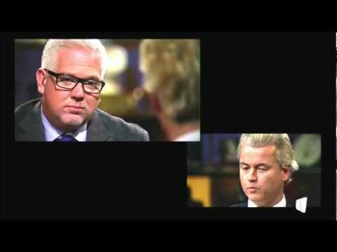 On GBTV Geert Wilders Sits down w/ Glenn Beck and Talks Europe, Islam, Terrorism, & America