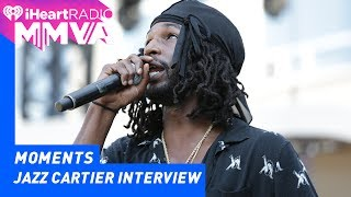 Jazz Cartier Interview | 2017 iHeartRadio MMVAs