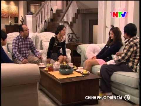 Chin h phục thiên tài  - Tập 15 - Chinh phuc thien tai - Phim Han Quoc