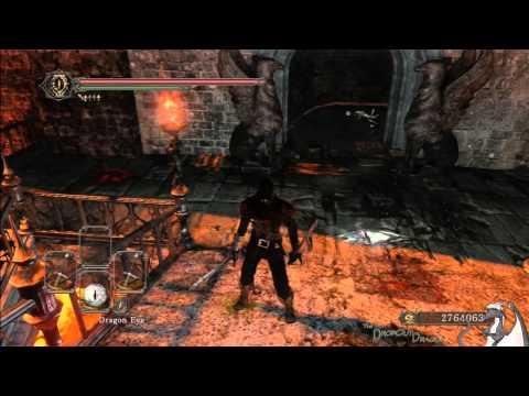 Dark Souls 2 - PvP - Bleed The World - Ashen Warrior Sword
