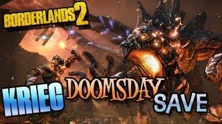 Borderlands 2『Krieg』Doomsday Save【PC/XBOX/PS3