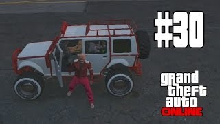 "GTA V ONLINE: ""FIESTA EN LA BASE MILITAR!!"" #30 GTA 5"