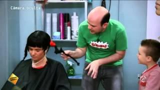 El Hormiguero: Cortando el pelo