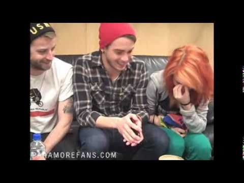 Paramore funny moments,