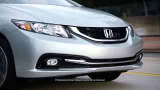 """Реклама Honda Civic 2013  - """"Вещи всегда могут быть лучше"""""""