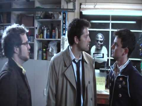 Castiel Meets The Ghostfacers,