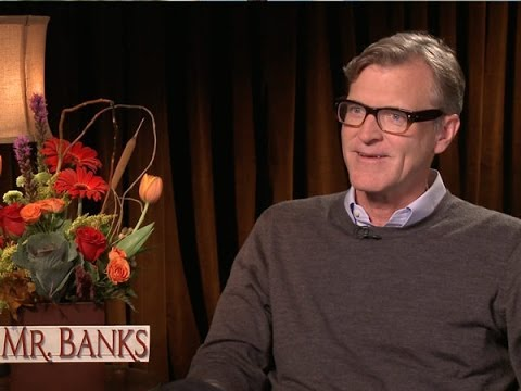 Director John Lee Hancock Talks 'Saving Mr. Banks'