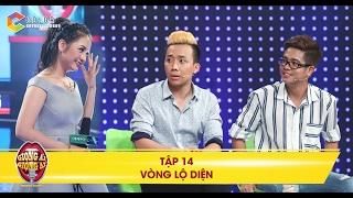 Giọng ải giọng ai | tập 14 vòng lộ diện: Trấn Thành ngạc nhiên trước giọng hát của hot girl