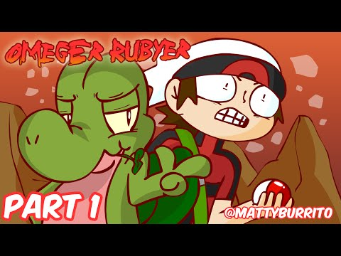 Pokemon Omeger Rubyer Part 1