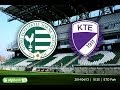 Resumo: Győri ETO 2-1 Kecskeméti TE (13 abril 2014)