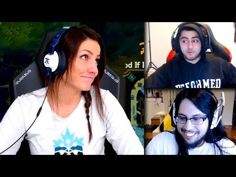 Imaqtpie's GAME SAVING Wombo Combo | Yassuo IWillDominate COSPLAY | Gross Gore | LoL Funny Moments