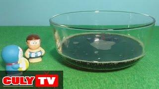 đồ chơi doremon chế hài - nobita xuka đi tắm hồ bơi nước ngọt Cocacola - toy doraemon nobita shizuka