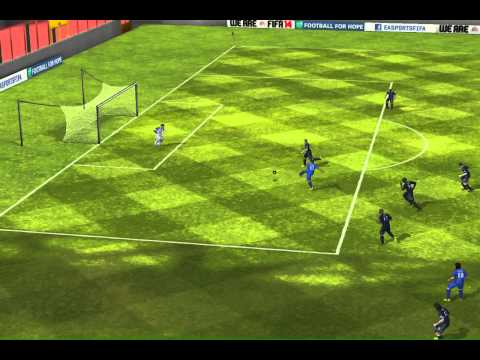 FIFA 14 iPhone/iPad - Sydney United vs. Sounders FC