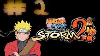 Detonado Naruto Ultimate Ninja Storm 2 [ Parte 2] HD