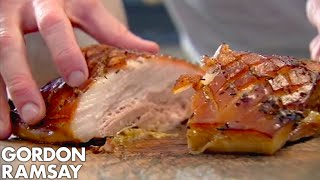 Slow-Roasted Pork Belly - Gordon Ramsay