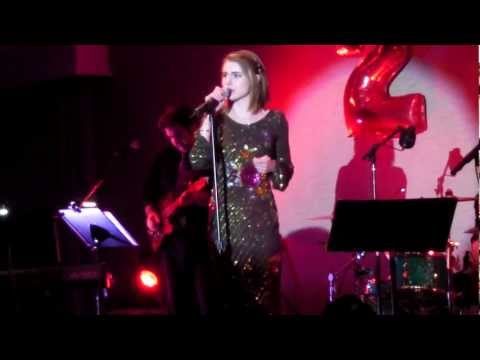 Siobhan Magnus performs HOTRS @ The International Resort New Years Eve Bolton, MA 12/31/12