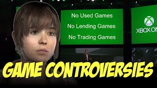 Top 5 Gaming Controversies Of 2013