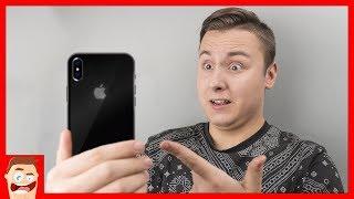 iOS 11 GM – СЛИВ ВСЕХ ФИШЕК iPHONE 8!
