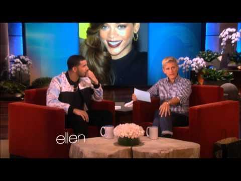 Drake Talks About Dating Rihanna On Ellen