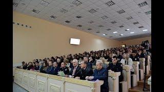 У ХНУВС відбулася конференція, приурочена 100-річчю від дня народження професора М. В. Салтевського