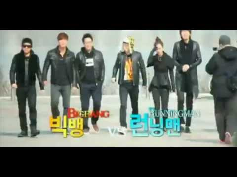 Running Man Ep 85 BIG BANG vs RUNNING MAN Preview