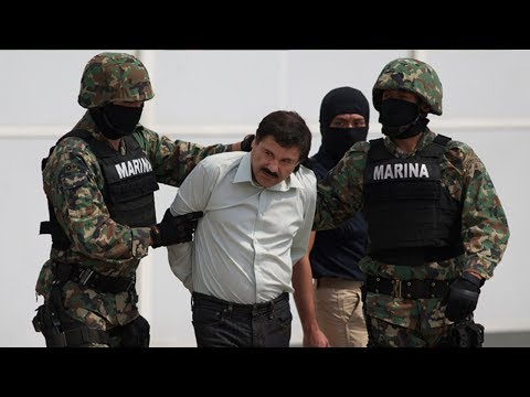 El Chapo's Behind Bars - Did We Win the Drug War?
