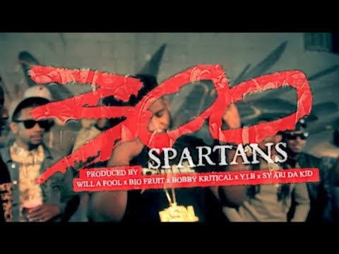 Sy Ari Da Kid feat. Migos, K. Camp & More - 300 SPARTANS