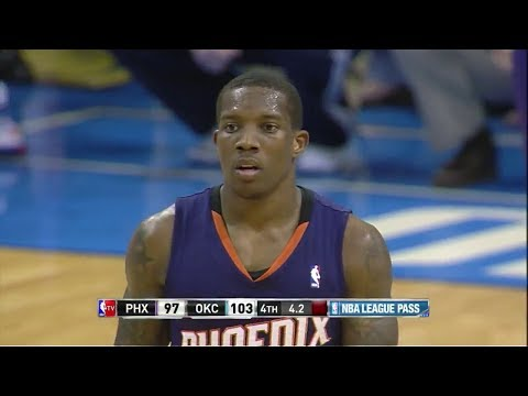 Eric Bledsoe Full Highlights at Thunder - 26 Points 14 Assists 7 Rebounds (2013.11.03)