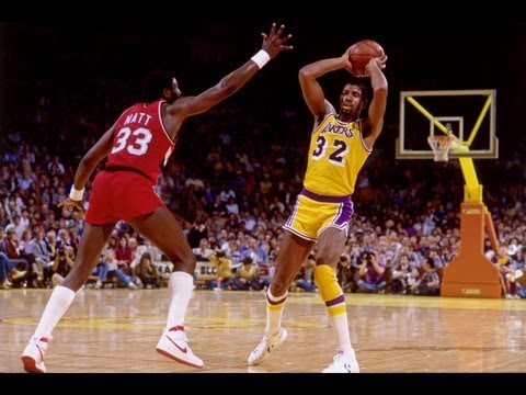Top 10: Magic Johnson Assists