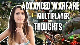 Call Of Duty Advanced Warfare Multiplayer Thoughts