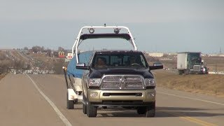 2014 Ram 2500 HD Laramie Longhorn Crew Cab 4X4 0-60 MPH