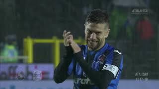 Atalanta-Spal 1-1 - 12^ giornata - Serie A TIM 2017/2018 - Highlights