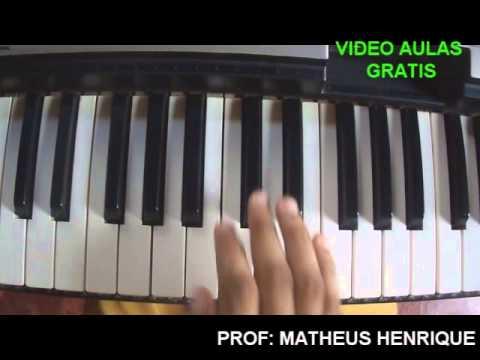 Aprender Tocar Lepo lepo Psirico Video Aulas Gratis