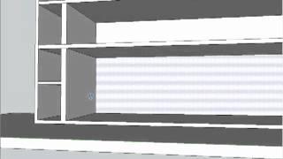 Desenhando Móveis No Google SketchUp 8 Balcão