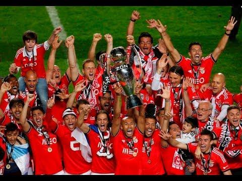 Benfica 2 - 0 Olhanense | Relato dos Golos | BENFICA CAMPEÃO 2013/2014