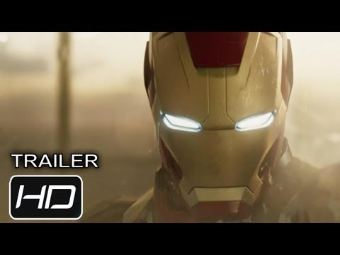 IRON MAN 3 - Trailer 2 Oficial Subtitulado Latino - HD