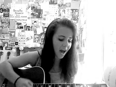 Give Me Love // Ed Sheeran // Cover by Andie
