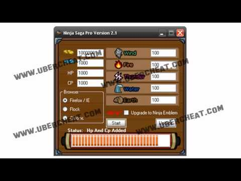 Truco De Ninja Saga Con Cheat Engine 5.5