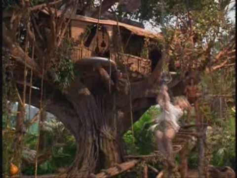 Tarzan & Jane (George & Ursula)