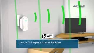 Devolo WiFi Repeater (Deutsch)