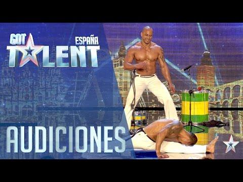Capoeira y ritmos bBrasileños