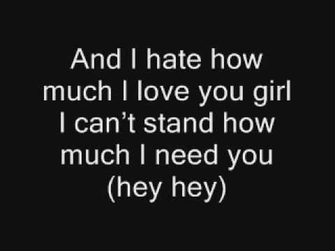 Rihanna feat Ne-Yo - Hate that I love you with lyrics