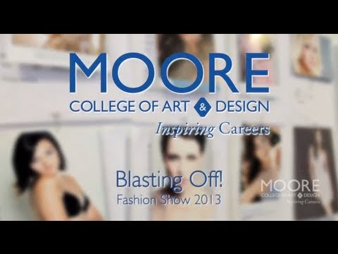 01 Opening // 2013 Moore Fashion Show // Blasting Off!