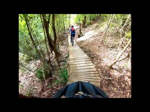 Hornsby Mountain Bike Trail 1st ride