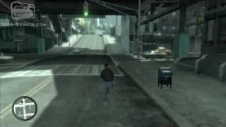 GTA 4 Mission #17 Final Destination